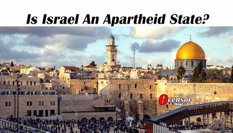 Is Israel An Apartheid State?