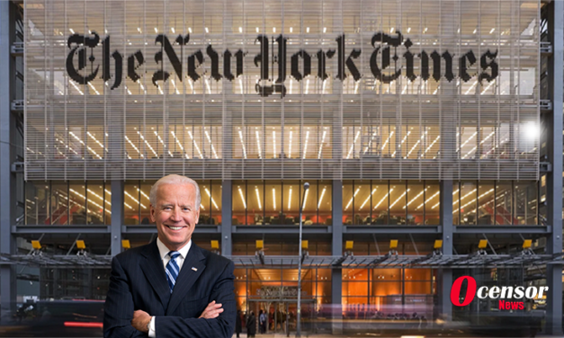 New York Times Turns On Biden, Demands Answer For Reade Sexual Assault