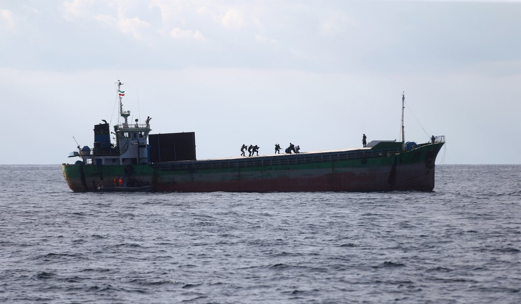 Friendly Fire during Iranian Navy Exercise Leaves 19 Dead