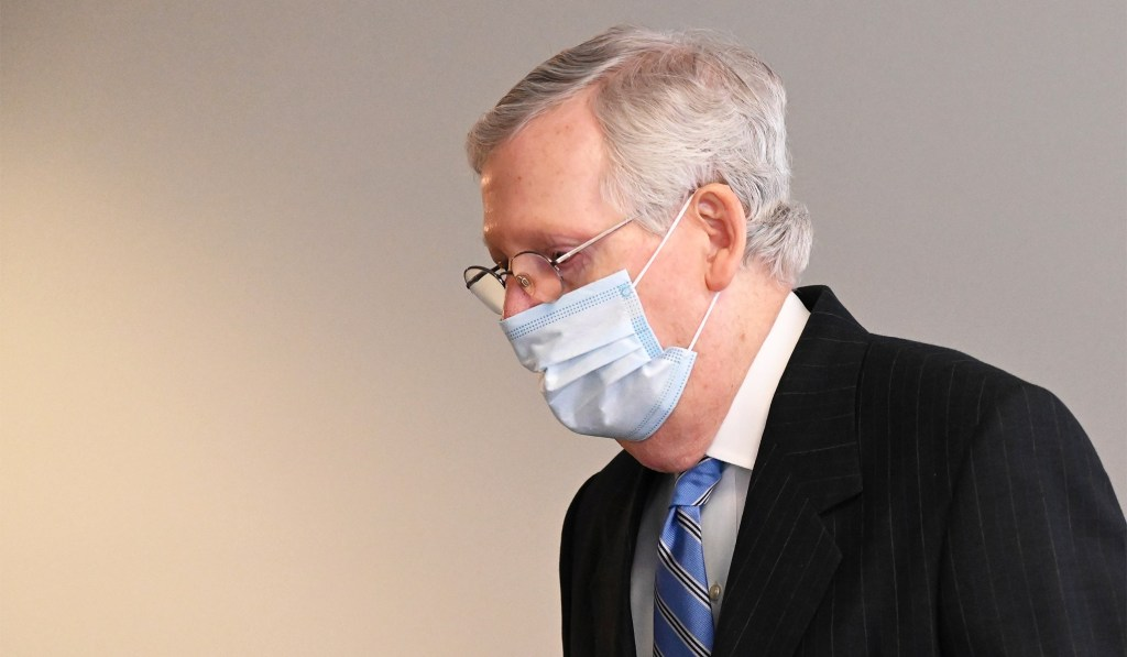 McConnell Says He Was 'Wrong' to Claim That Obama Administration Left No Pandemic Plan