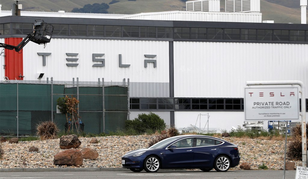 Elon Musk Says He Is Prepared for Arrest as He Reopens California Tesla Facility in Defiance of Local Order