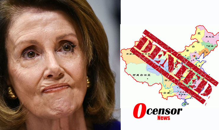 Breaking News –  Pelosi Caught Blocking All Investigations Into China