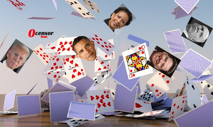 The House Of Cards Is Falling, Expect Arrests Of Low Level Players Next Week, And Then Mass Arrests