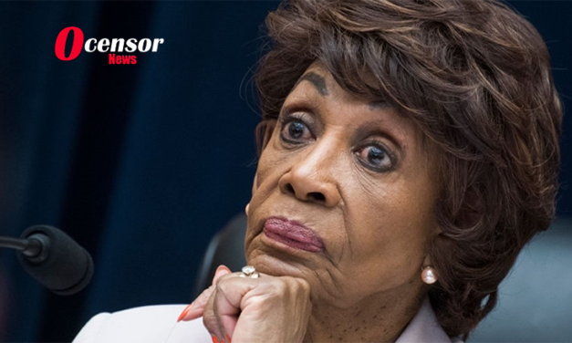 Maxine Waters Attacks Trump For Endangering All Our Children