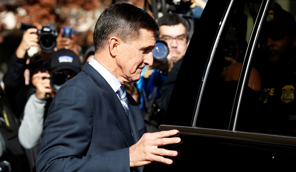Flynn Was Not Masked because the FBI Framed Him as a Clandestine Agent of Russia