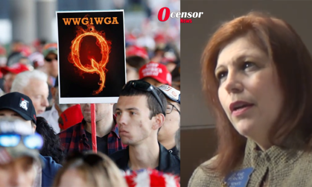 National Review Rant Against Jo Rae Perkins And Qanon