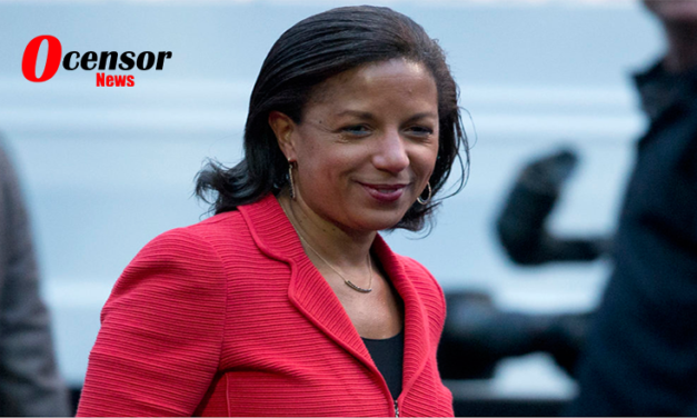 """Susan Rice, """"Russians Are Behind The Riots!"""""""