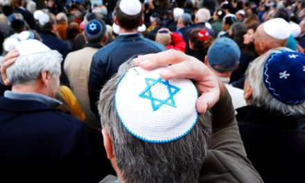 Antisemitism Is Reinforcing Jewish Identity