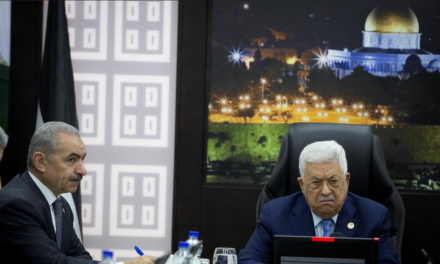 After refusing All Talks, Days Before Annexation Suddenly The Palestinian Authority wants To Talk