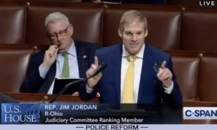 Jerry Nadler Says Antifa Is Imaginary, Gets Savaged by Jim Jordan in Front of Congress