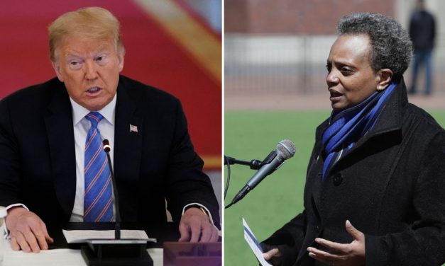 Trump 'Horrified' by Violence in Chicago, Demands Lightfoot 'Restore Law and Order'