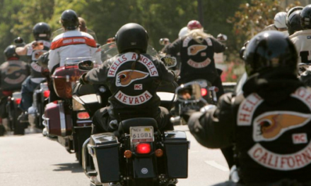 FACT CHECK: Video Claims To Show Hells Angels And Mongols Bikers Riding To Seattle To Fight Antifa Activists