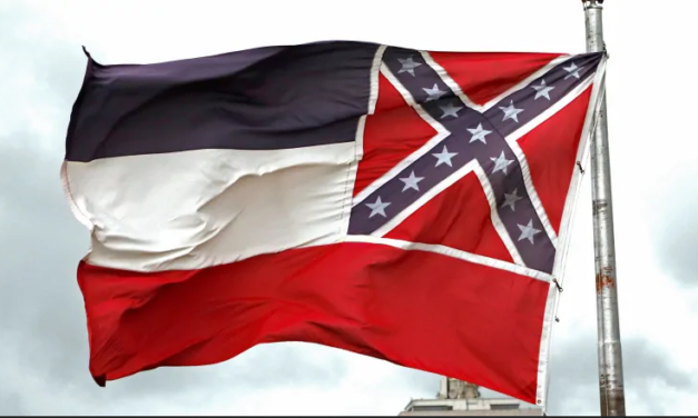 Mississippi Lawmakers Vote To Drop Confederate Emblem From State Flag