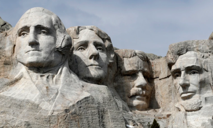 Democrats Accuse Trump Of 'Glorifying White Supremacy' With Mt. Rushmore Rally