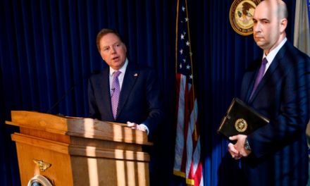 US Attorney For Manhattan Geoffrey Berman Refuses To Resign Amid Trump Pressure