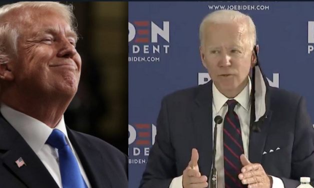 Over 300 Thousand People Signed up For Trump's Tulsa Rally, Compared to 170 People Who Watched Biden's Philly Event