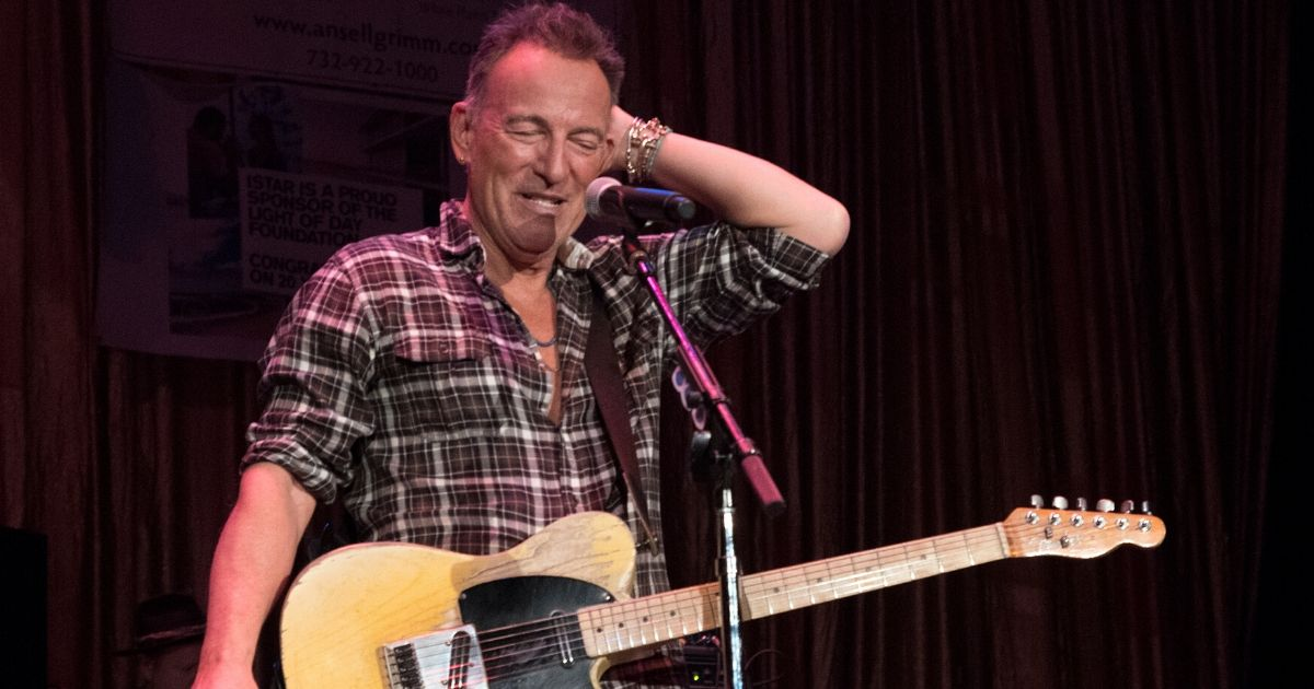 Bruce Springsteen Condemns Trump, Warns Americans 'Judgment Day' Is Coming: 'Vote Before It's Too Late'