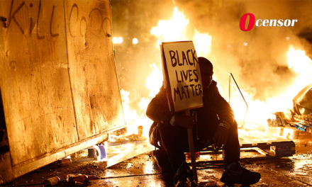 Black Lives Matter – Peaceful Protest Movement Or Domestic Terrorist?