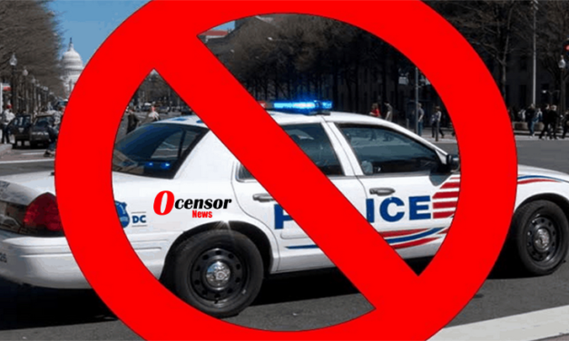 How The Left Wants To Handle Crime And Violence – Defund And Disband The Police.