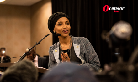 Ilhan Omar – From Calling For Violation of Sovereignty to Trying To Take All Presidential Power