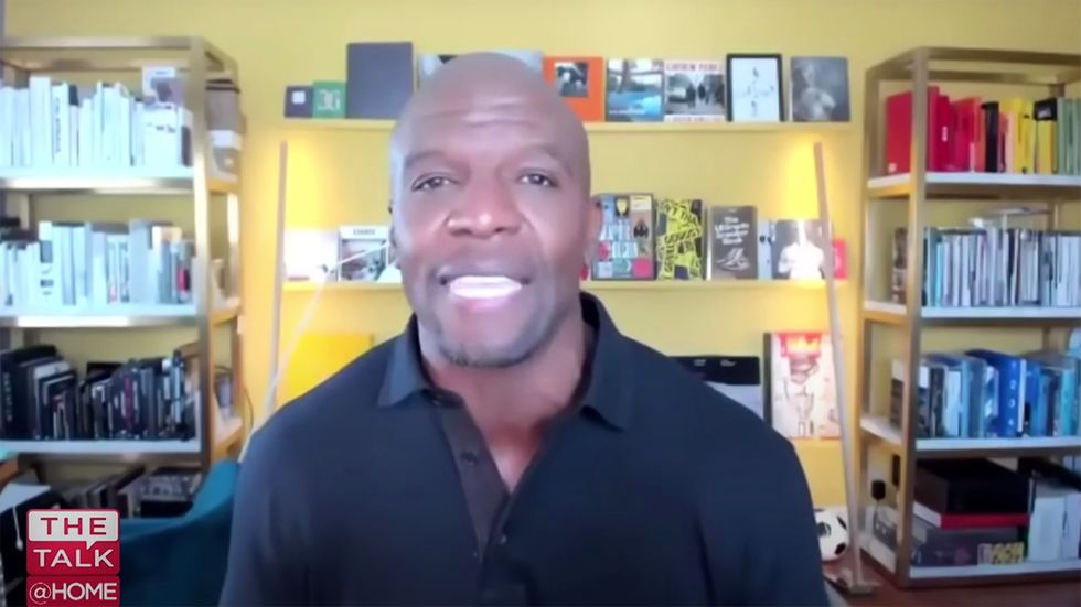 Terry Crews Refuse to Apologize for Saying Whites and Blacks Should Talk to Each Other