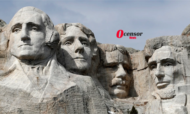 'Not on my watch': South Dakota governor rejects changing Mount Rushmore