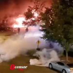 Rioters Starting To Target Police With Gunfire
