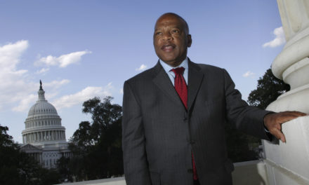 US Rep and Civil Rights Leader John Lewis Dead at Age 80