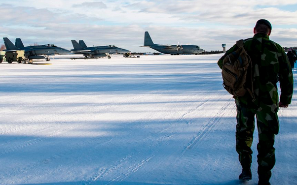 Russia And NATO Ramp Up Military Presence In The Arctic As Ice Recedes
