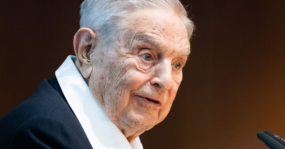 Soros Is Doubling Down on Election Influence, Has Already Spent Nearly Twice What He Did in 2016