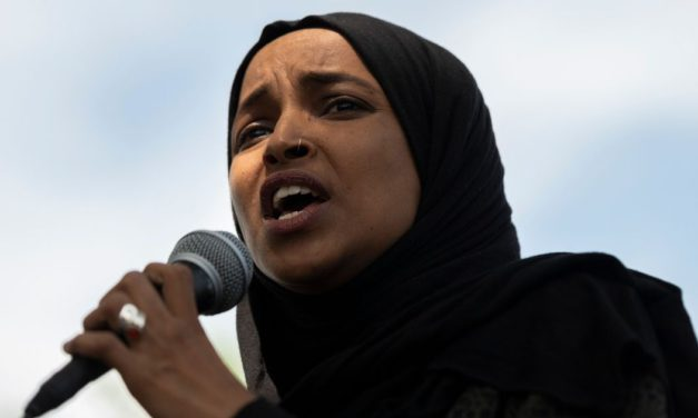 Ilhan Omar Calls for 'Dismantling' the Core of the United States