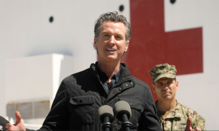 California Gov. Newsom Bans Singing In Churches