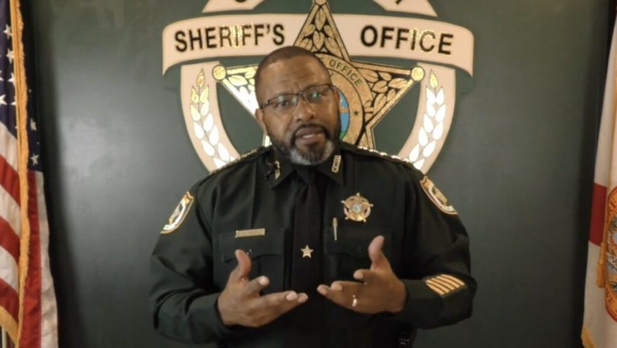 Florida Sheriff Says He Will 'Deputize' All 'Lawful Gun Owners' If Protesters Get Too Violent