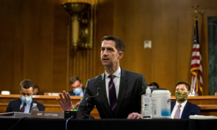 Tom Cotton Introduces Bill To Deny Federal Funds To Schools That Teach The NYT's '1619 Project'