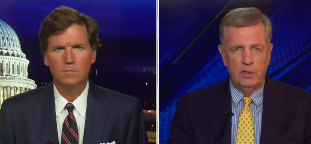 'This Election Is Different': Tucker Carlson And Brit Hume Discuss The Likelihood Of A 'One-Party State'