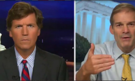'Why Do You Think They Would Give You Money?': Tucker Challenges Jim Jordan On Campaign Contributions From Google
