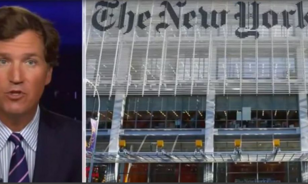 'Incitement To Violence Against My Family': Tucker Carlson Blasts New York Times For Plans To Publicize His Home Address
