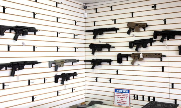 As the Anti-Police Movement Intensifies, Gun and Ammo Sales Soar