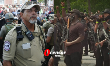 As Protests Turn More Violent, Armed Groups Are Clashing