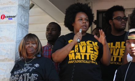 Black Lives Matter Leader Warns Whites, Give Us your Homes Or Else
