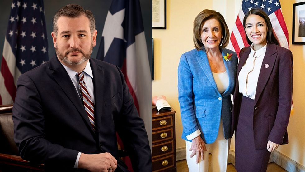 AOC Tried to Come After Ted Cruz on Twitter, but Cruz Shut Her Down