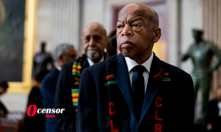 John Lewis, One-Time Civil Rights Hero, In The  End, a Political Hack, He Was No Hero.