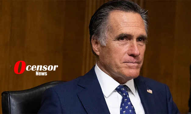 Mitt Romney – From Attacking Trump To Supporting Antifa, The Mask Ripped Off