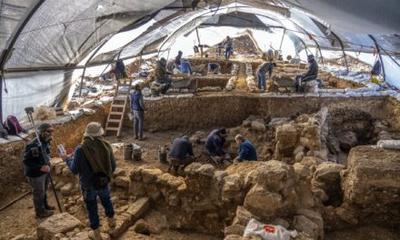 Discovery Near US Embassy in Jerusalem Appears To Back Up Biblical Account of the Kingdom of Judah