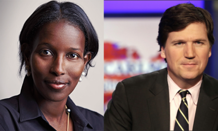 Biden Is 'Endorsing And Enforcing Sharia Vigilantism,' Hoover Institute Fellow Ayaan Hirsi Ali Tells Tucker Carlson