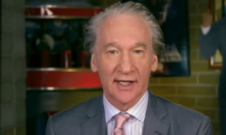 Bill Maher Worried Biden Isn't 'Comfortably Ahead' In Race