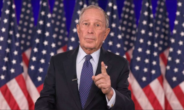 Michael Bloomberg: Trump Takes 'White Supremacists As Allies'