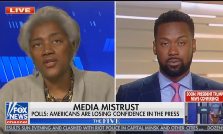 'It's White Supremacy We're Fighting, Not Just White Candidates': Donna Brazile Spars With Lawrence Jones
