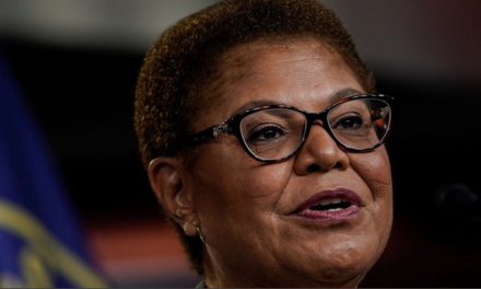 EXCLUSIVE: Karen Bass Denies Links To Nation Of Islam, Despite Photos And Event Appearances, But Doesn't Disavow Radical Group