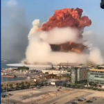 Breaking: Massive Explosion In Beirut, 78+ Dead, Thousands Injured